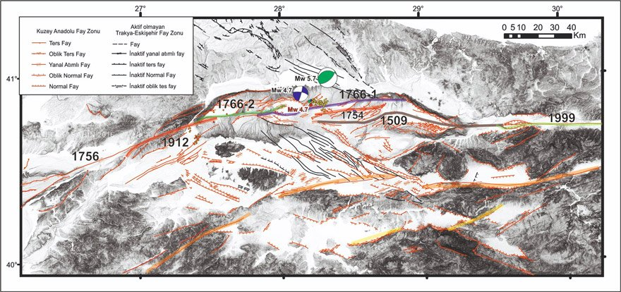 cenk yaltırak deprem haritası