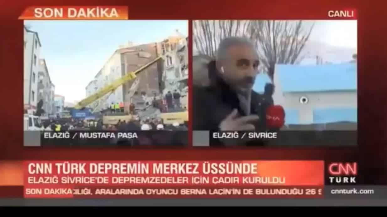 CNN Türk tepki çeken haberi: Gerçekten insanlar mutlu