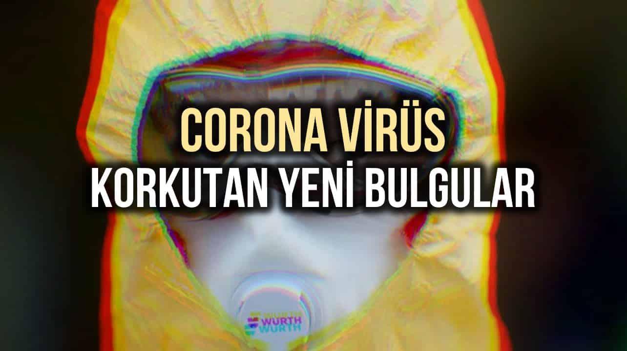 Corona virüsünde yeni bulgular: Kuluçka döneminde de bulaşıyor!
