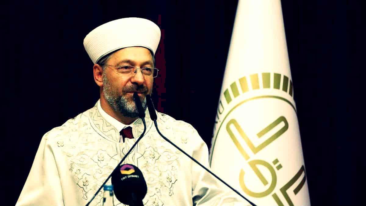 Diyanet İşleri Başkanı Ali Erbaş ın kardeşi metin erbaş hakkında usulsüz atama iddiası