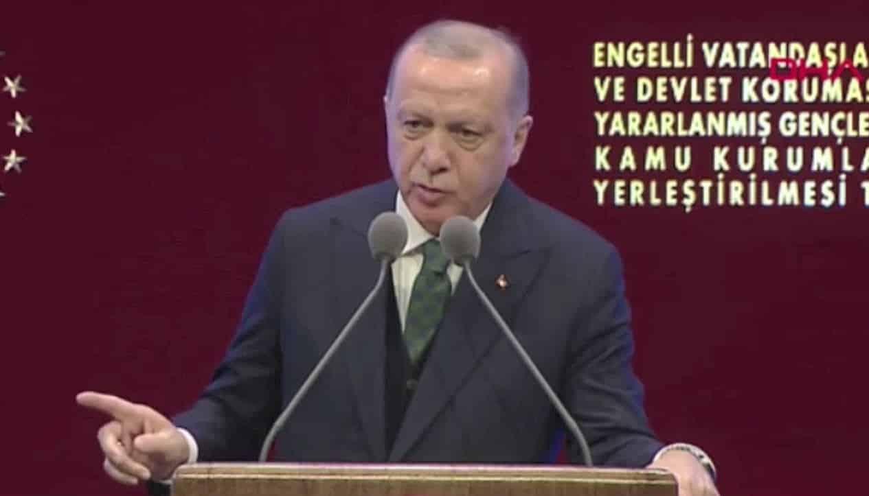 Erdoğan: Evlilik dışı hayat biçimi özendirilmeye çalışılıyor
