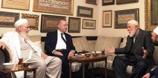 Cumhurbaşkanı Erdoğan, İsmailağa Cemaatini ziyaret etti