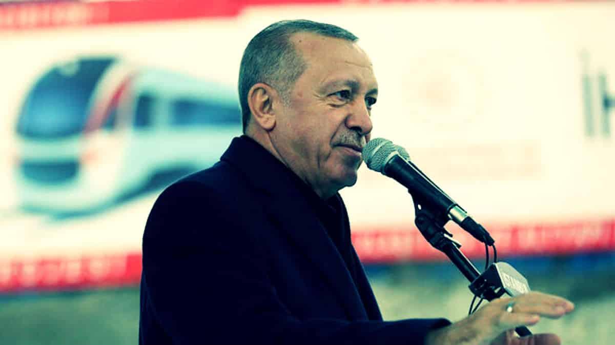 Erdoğan: Yaptığımız hayırlı işlerin önünün kesilmesine izin vermeyeceğiz istanbul havalimanı metro temel atma