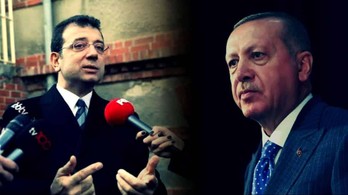 ekrem imamoğlu Erdoğan deprem çağrısı: Oturalım, milletin canını kurtaralım