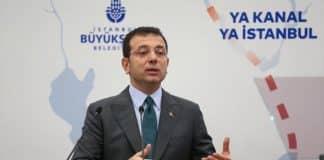 Ekrem İmamoğlu: Kanal İstanbul için arazi alan Araplar ekip biçerler artık