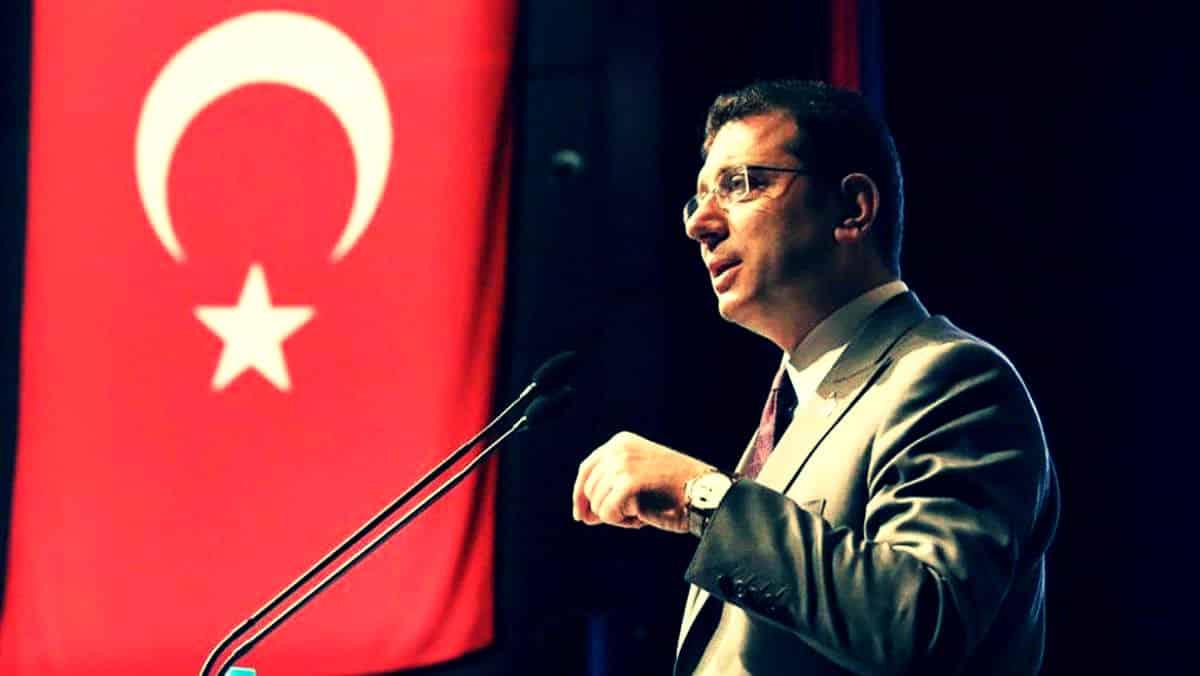 Ekrem İmamoğlu: Kanal İstanbul referandum halka sormanın ne mahsuru var?