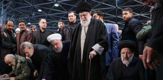 İran dini lideri Hamaney: ABD nin yüzüne tokadı indirdik