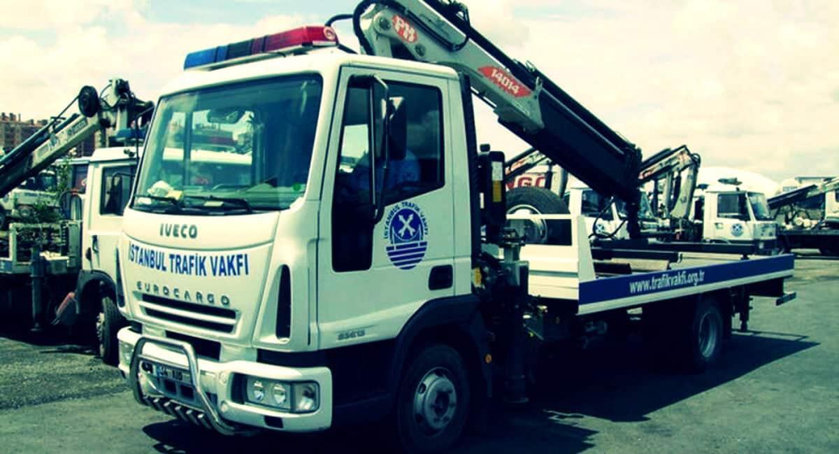 istanbul çekici hizmeti nereye polis cezası