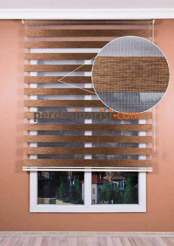 Bambu Zebra Perde Modelleri