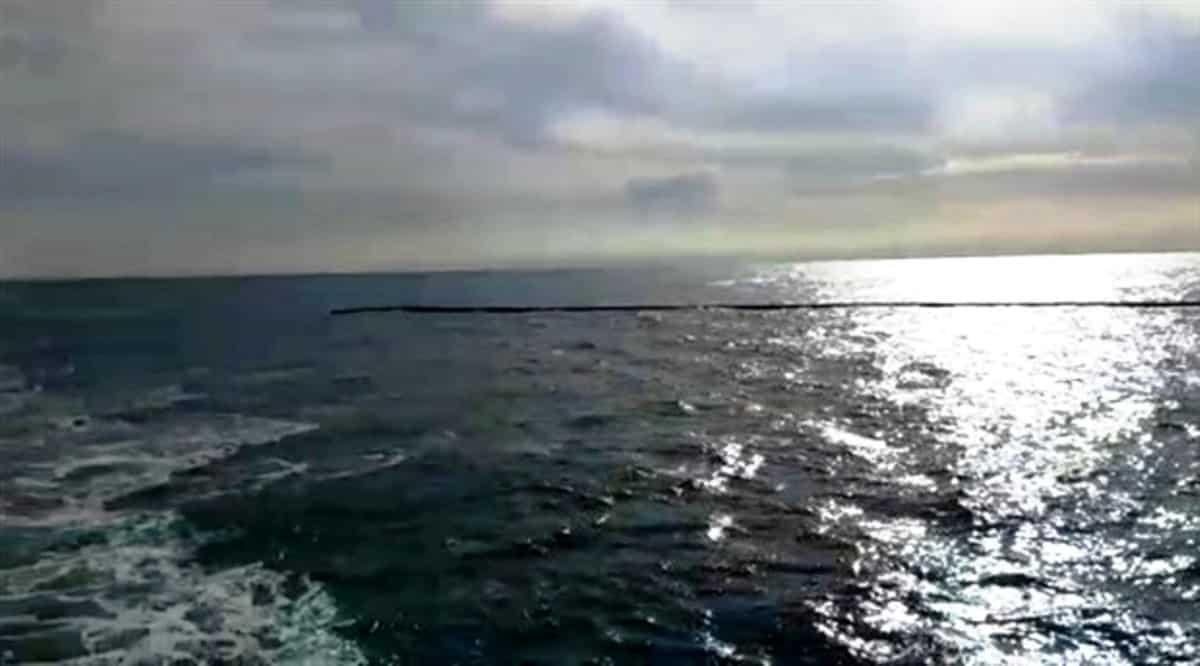 AKP asrın projesi 5 yıl dayanabildi: Kıbrıs a su taşıyan borular patladı