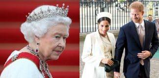 Kraliçe Elizabeth geri adım attı: Harry ve Meghan markle destekliyoruz