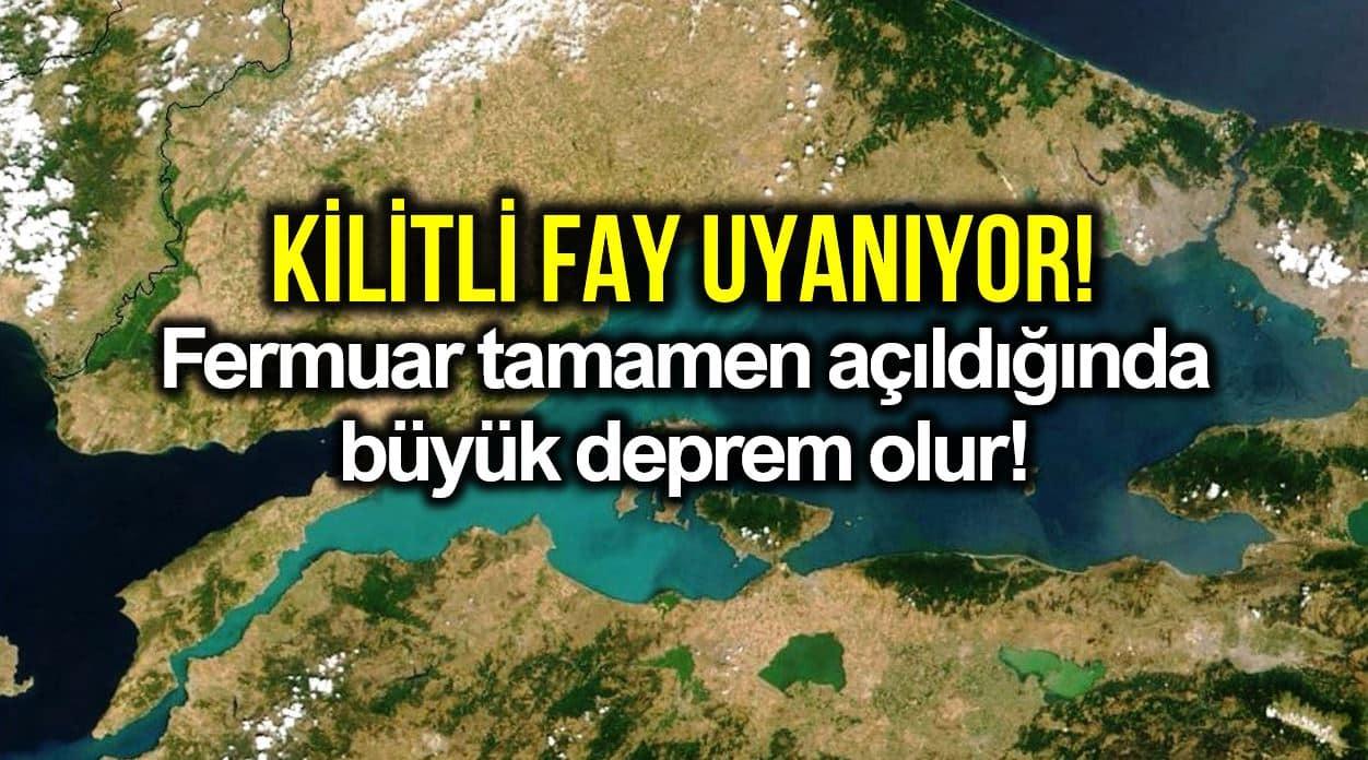 dr savaş karabulut Marmara da kilitli fay uyanıyor: Büyük depremi öne alan bir süreç!
