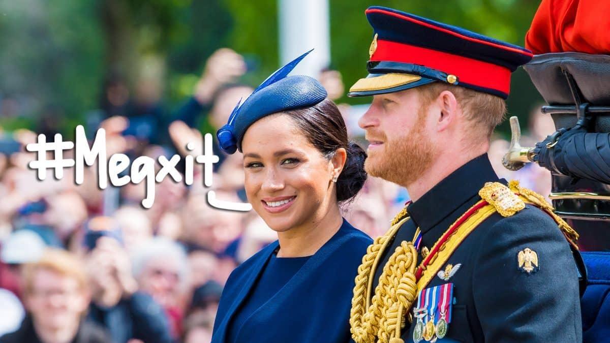 Megxit: Prens Harry ve Meghan Markle şimdi ne yapacak?