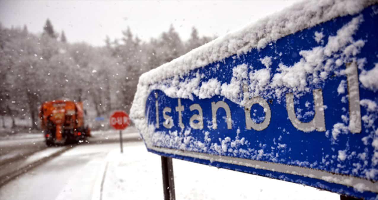 istanbul a ne zaman kar yağacak? Meteoroloji tarih verdi!