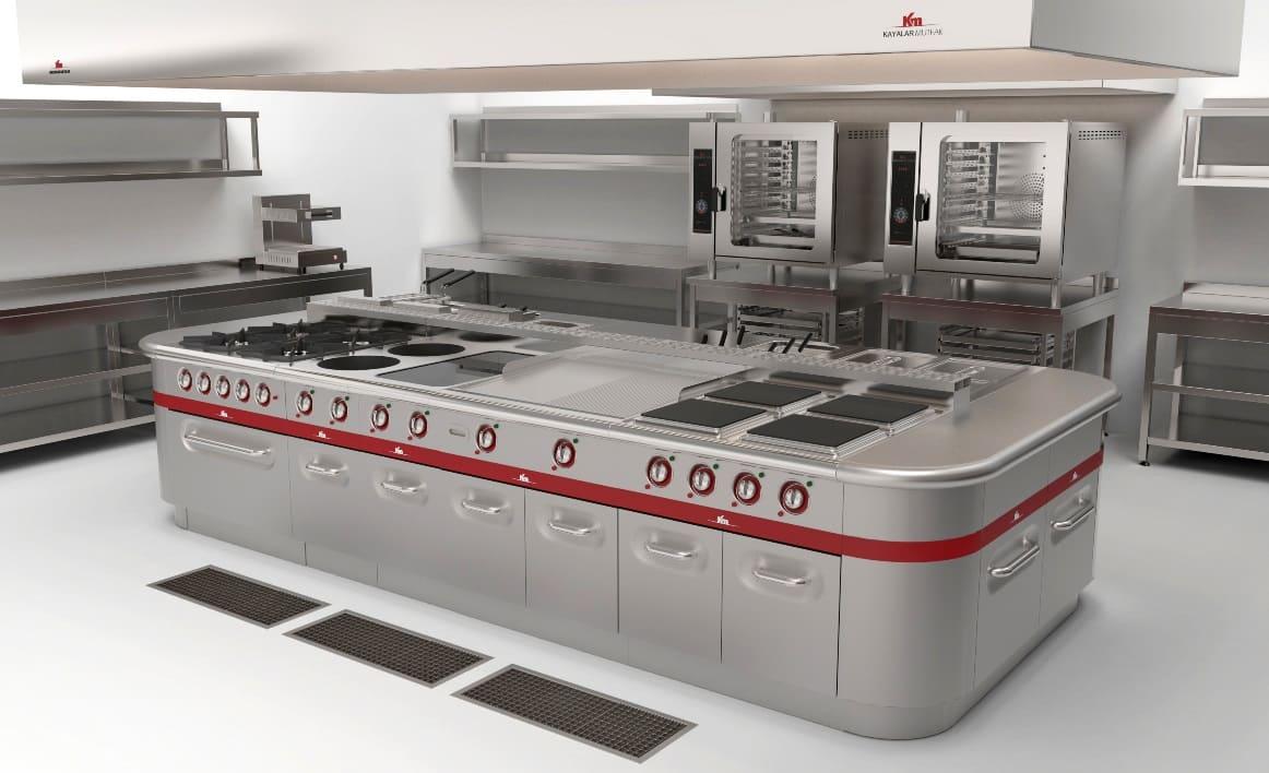 tasarım trendleri modüler kompakt mutfak tasarımı