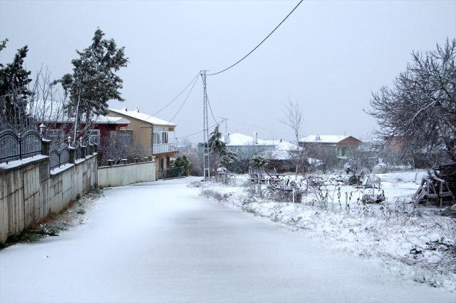 silivri çatalca kar