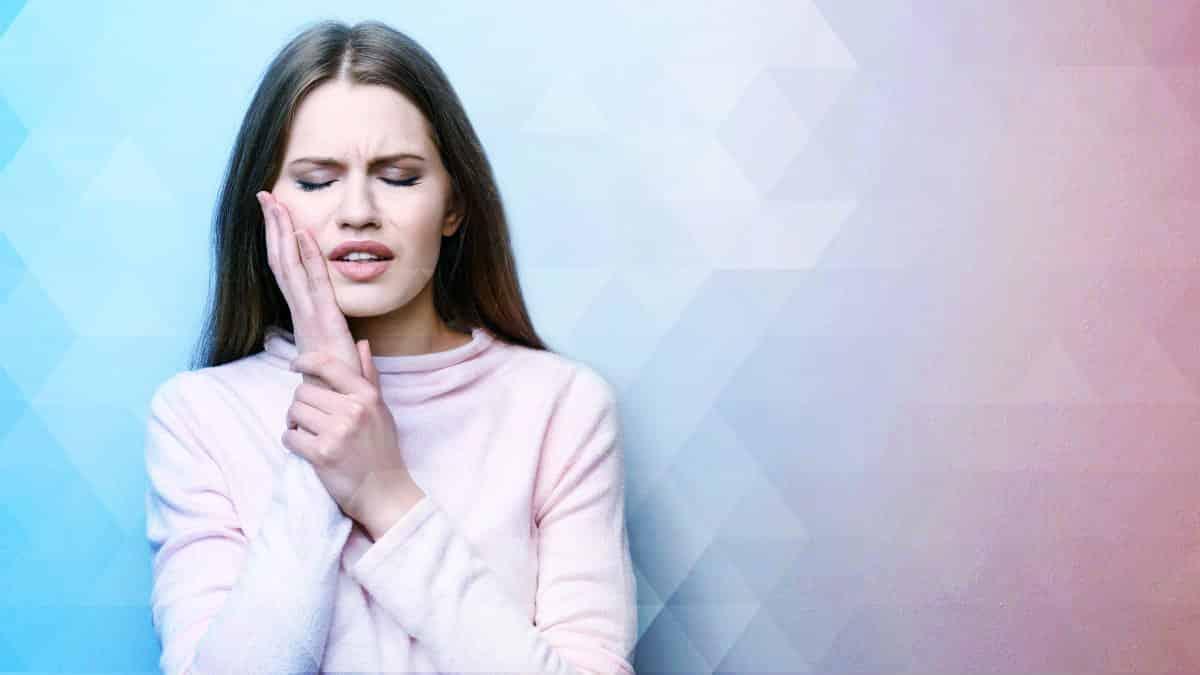 Soğuk havalarda diş ağrısı oluyorsa nedeni bu olabilir!