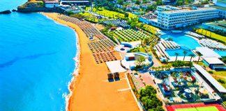 Tatil için her şey kıbrıs girne oteller tatil dükkanı