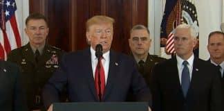 Trump: İran saldırısında ABD askerleri zarar görmedi