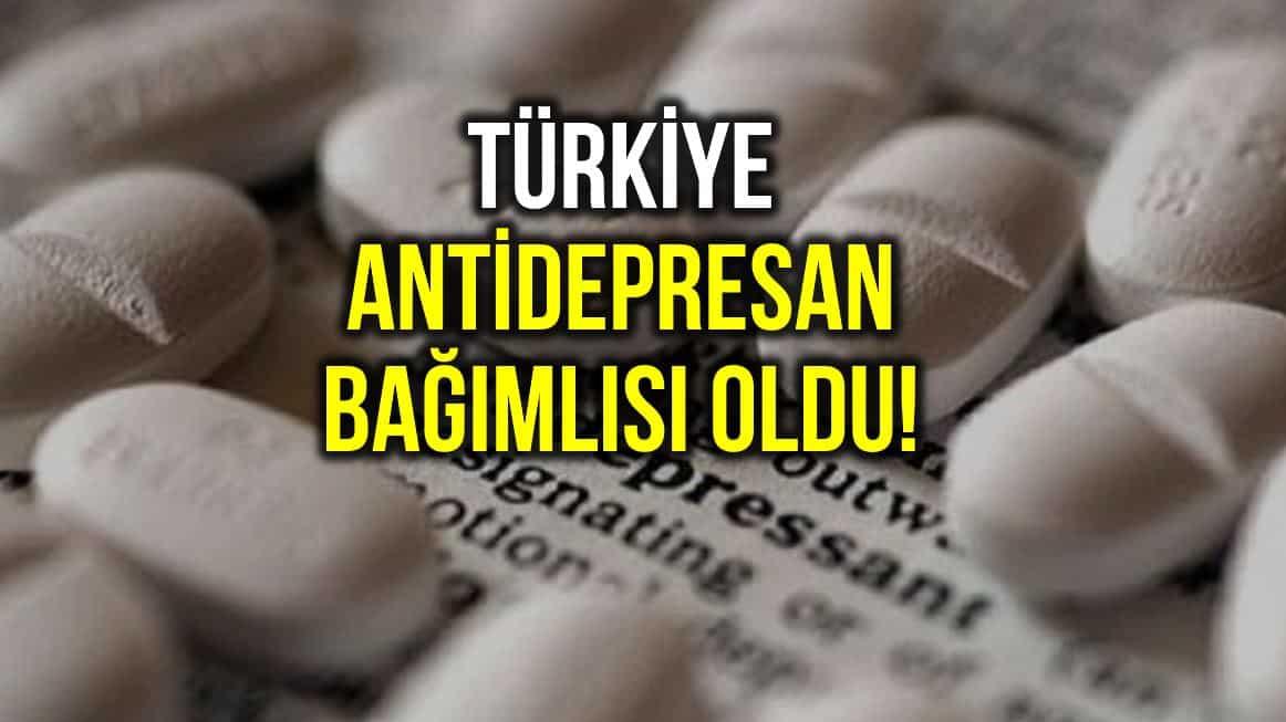 Türkiye antidepresan bağımlısı oldu: En çok tüketilen 3. ilaç!