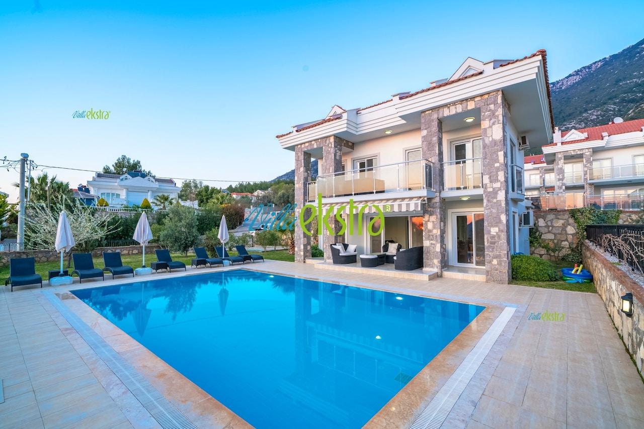 Lüks Villa Golden - Fethiye