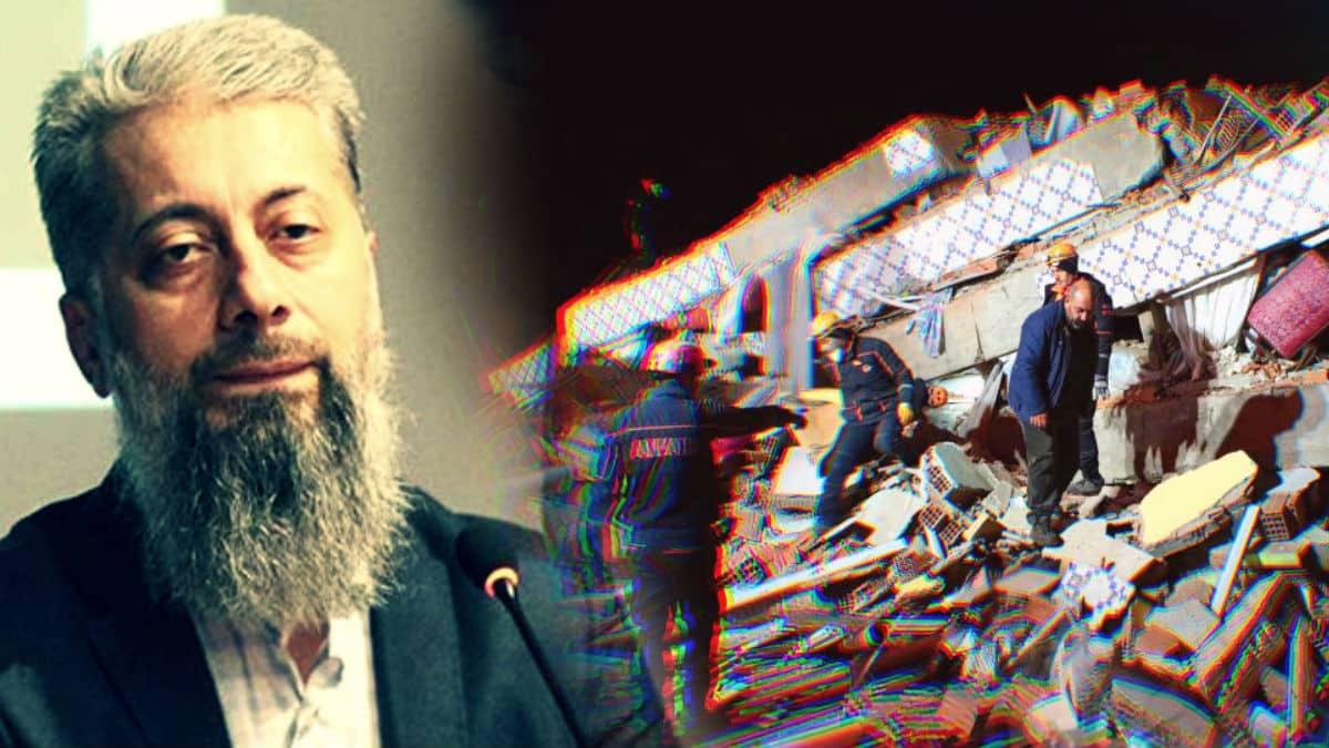 Yıldız Teknik Profesörü Bedri Gencer den skandal deprem paylaşımları!