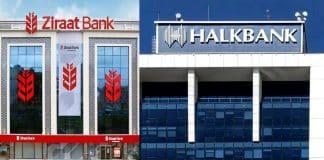 Ziraat Bankası ve Halkbank takipteki kredi alacakları 16 milyar lirayı buldu
