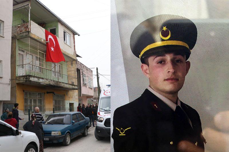 Astsubay Mehmet Muhammed Akay (Mersin)