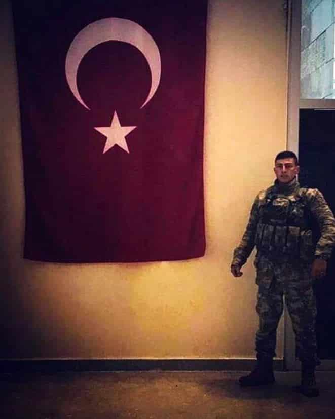 Uzman Onbaşı Ali Taşöz (Kayseri)