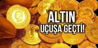 Altın fiyatları rekor kırıyor! Çeyrek altın ne kadar oldu?