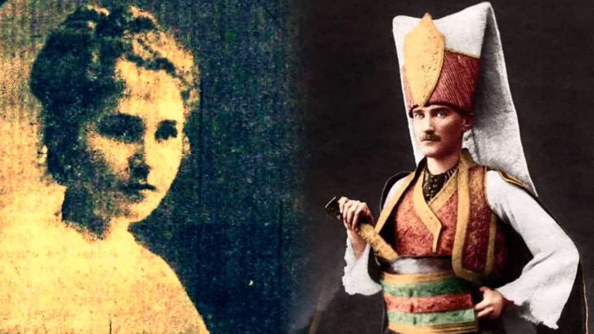 Atatürk ün aşık olduğu Dimitrina Kovacheva nın mezarı bulundu!