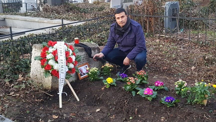 atatürk dimitrina mezarı