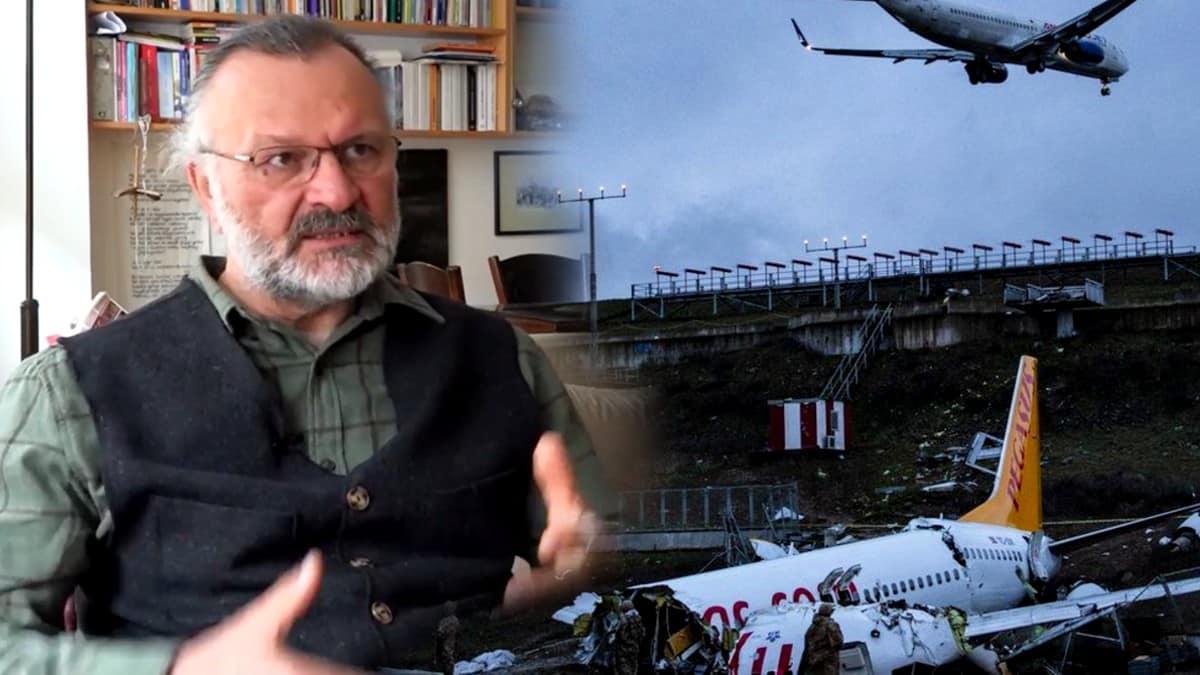 Eski savaş pilotu Bahadır Altan konuştu: İstanbul Havalimanı nın kazada payı var