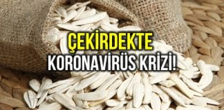 Çekirdekte koronavirüs krizi!