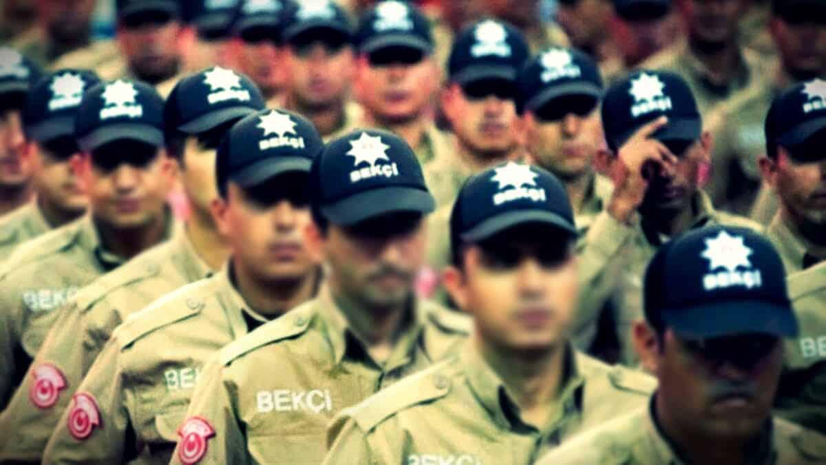 CHP bekçi yetkileri için AYM ye başvuracak: AKP ye bağlı silahlı güç oluşturuluyor!