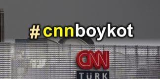 CHP CNN Türk boykot etmesi sosyal medyanın gündeminde!