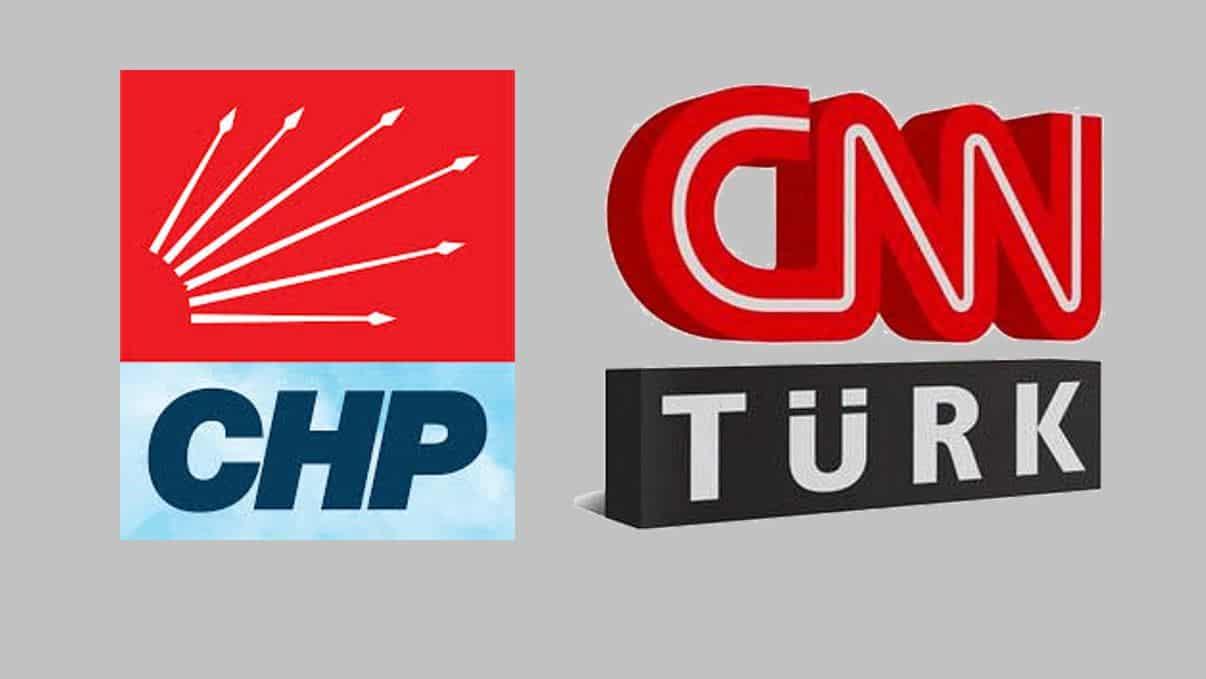 CHP CNN Türk boykot kararı sonrası reytingleri düştü!