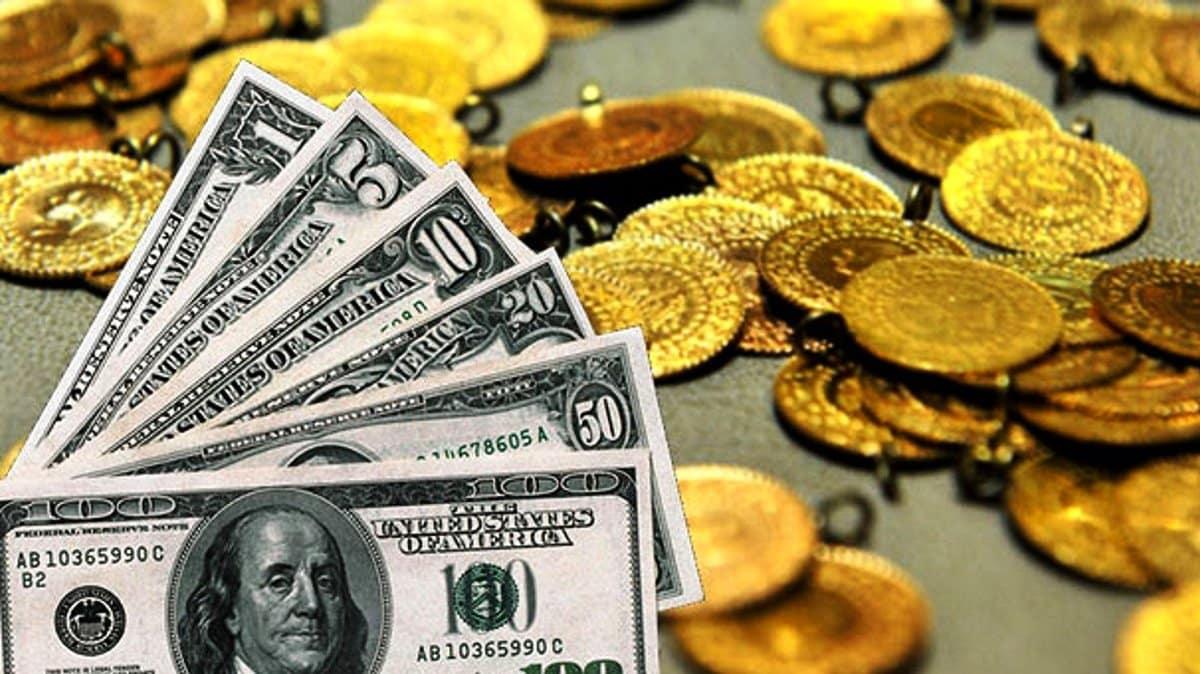 Dolar TL yükselişte, borsa düşüştü, altın rekor kırdı!