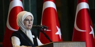 Emine Erdoğan: İslam der ki israftan kaçının, ölçülü yaşayın