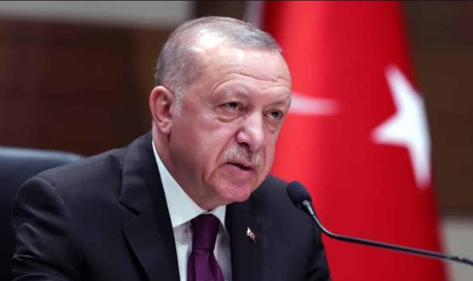 Erdoğan: 1 milyon Suriyeli sınırımıza geliyor, bu insanları nereye yerleştireceğiz?