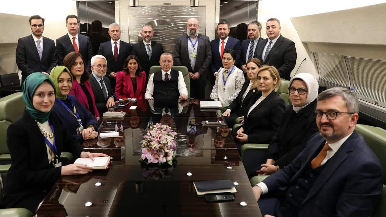 Erdoğan: ABD de bize verebilecekleri Patriot yok