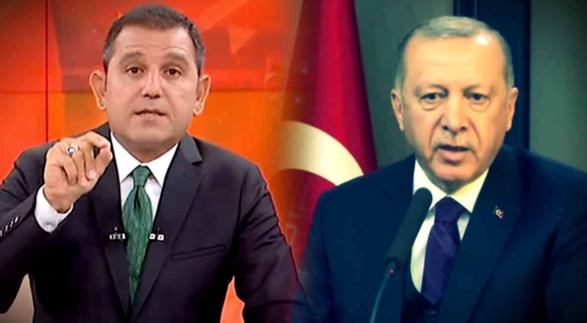 Fatih Portakal dan Erdoğan a yalan haber yanıtı