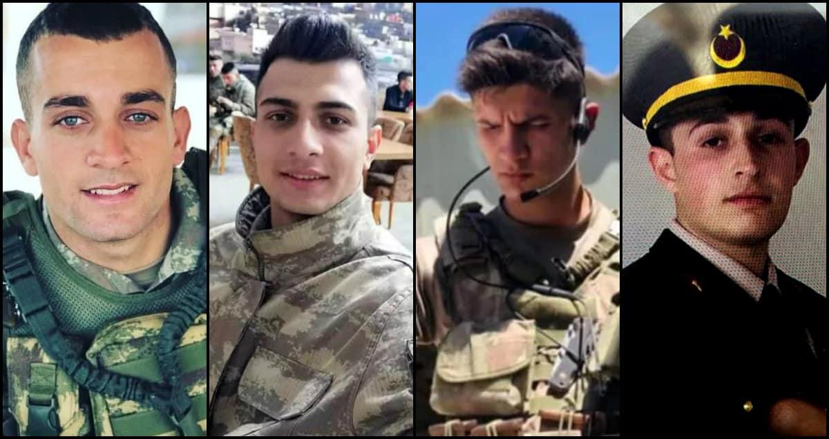 İdlib şehit isimleri