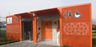 İstanbul da ücretli tuvalet tartışması: Camilere bile turnike kurdular!