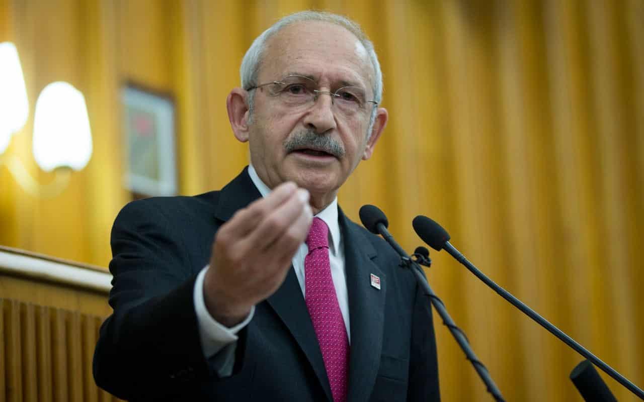Kılıçdaroğlu: Devleti FETÖ siyasi ayağı teslim eden kişi Erdoğan
