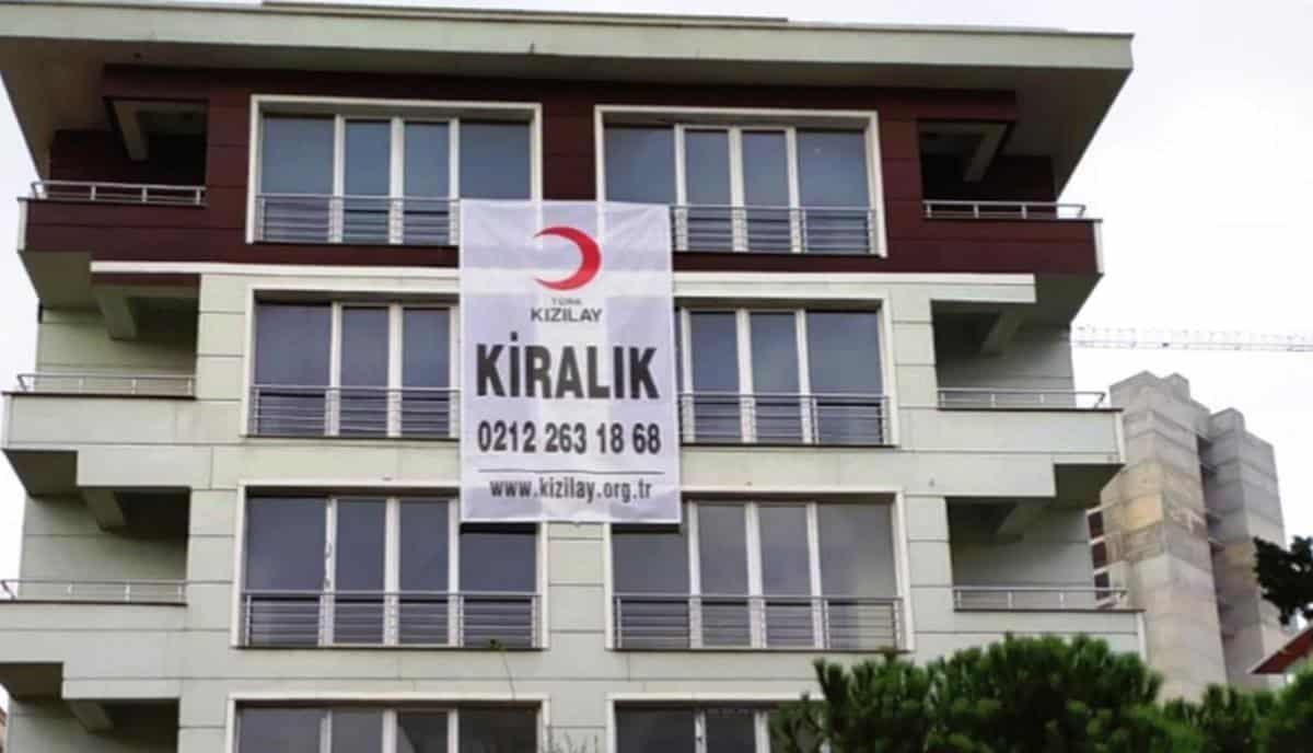 Kızılay'dan kiralık bina ihalesi: En yüksek teklifi verseniz bile alamayabilirsiniz