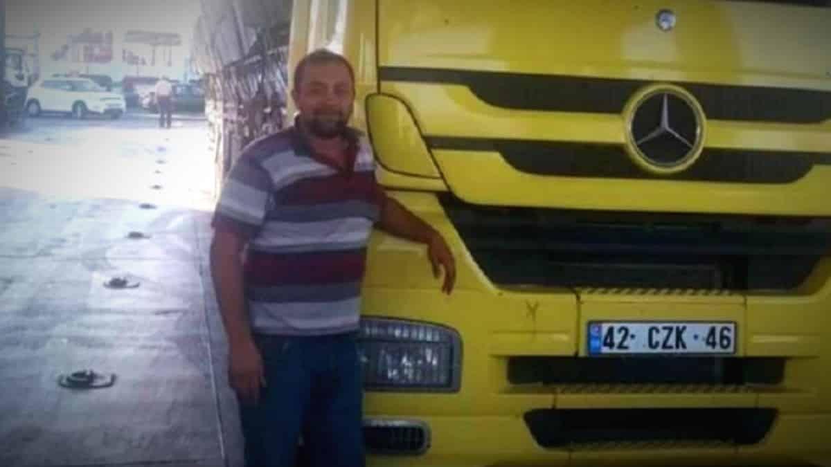 Yoksulluk intiharları bitmiyor: 2 çocuk babası kamyon şoförü intihar etti konya
