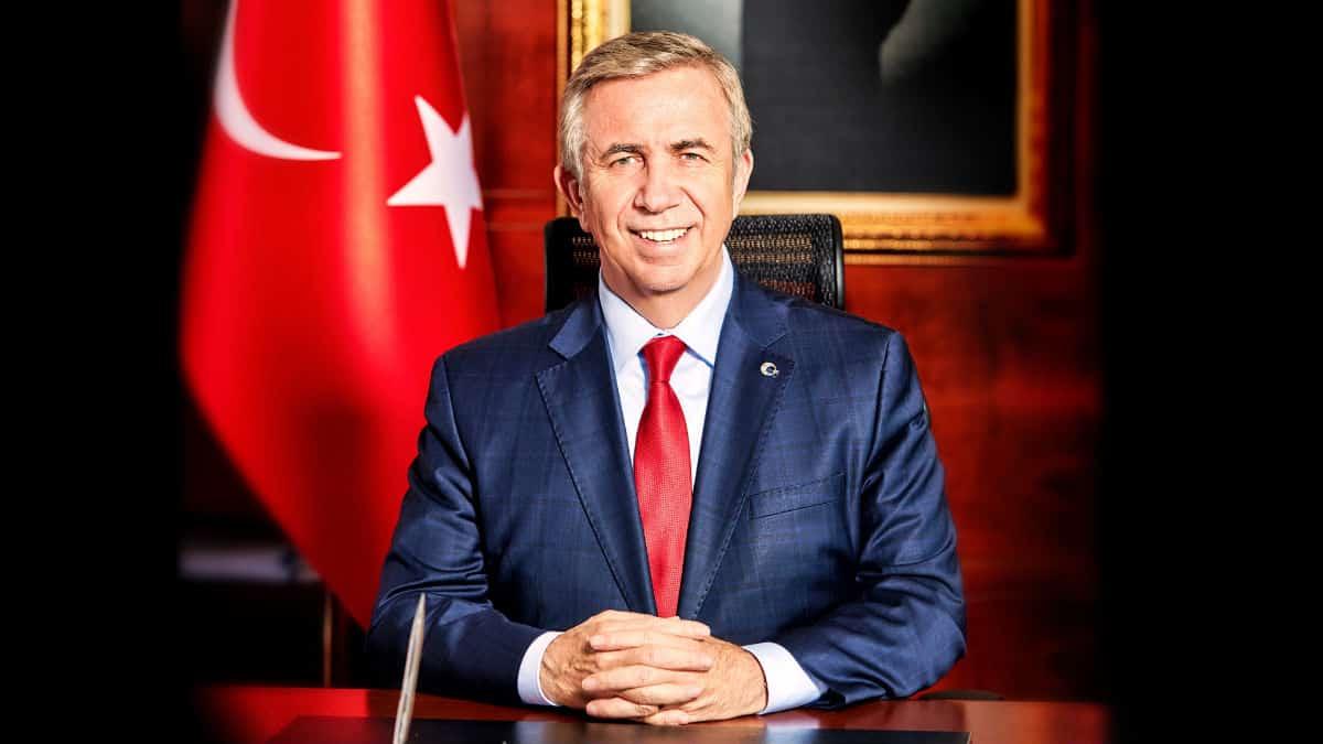 Mansur Yavaş Ankara için çılgın proje açıklaması!