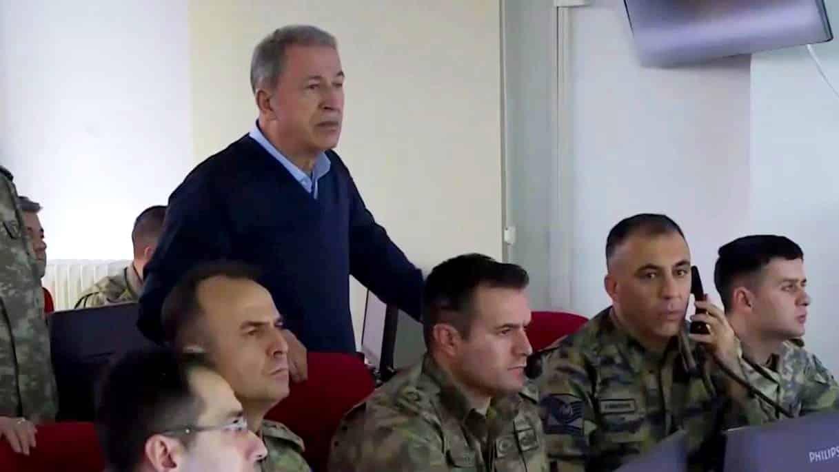 Milli Savunma Bakanı Akar dan İdlib ve Rusya açıklaması