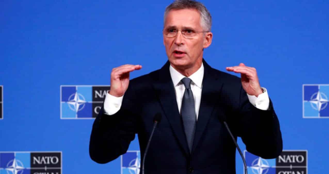 NATO Genel Sekreteri Stoltenberg'den Türkiye ye destek açıklaması